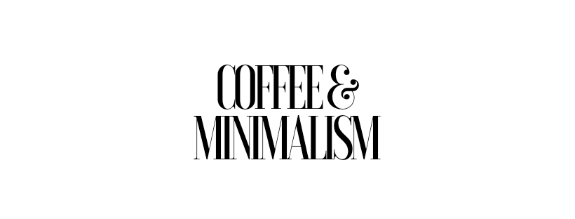 Coffee & minimalism